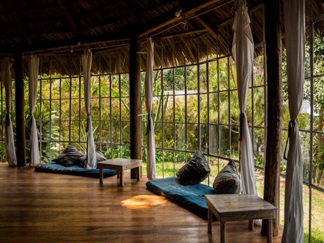 7 Days Release Aerial Yoga Retreat in Guatemala