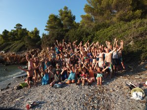 14 Days Yoga and Cuban Salsa in Greece