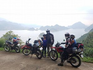 5 Days Awesome Hanoi Loop Guided Motorbike Tour in Northwest Vietnam via Sa Pa
