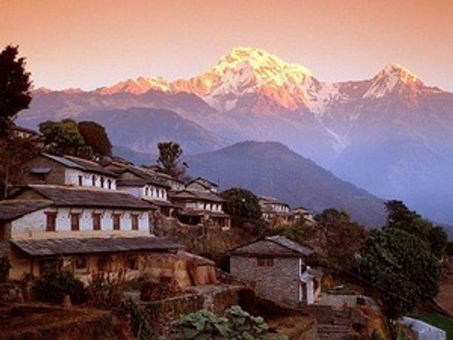 12 Days Yoga Adventure Retreat in Nepal