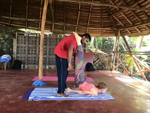 28 Days 200 Hours of Hatha Flow Yoga Teacher Training in Kerala, India