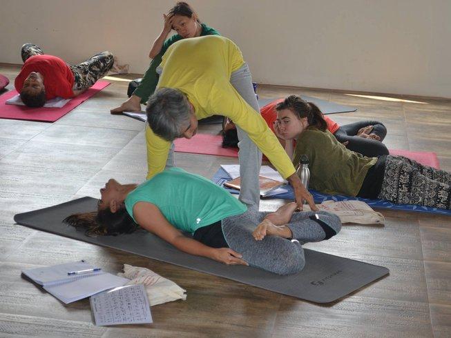 30 Days 300 Hour Certified Ashtanga Yoga Teacher Training In Goa India