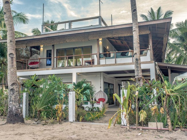 7 Days Yoga and Surf Holiday in General Luna, Siargao Island, Philippines