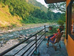16 Day Himalayan Silent Meditation and Yoga Retreat, Rishikesh, Uttarakhand, India