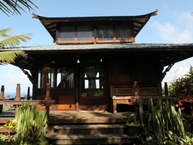 7 Days Sacred Natural Sanctuary Meditation and Yoga Retreat in Hawaii, USA