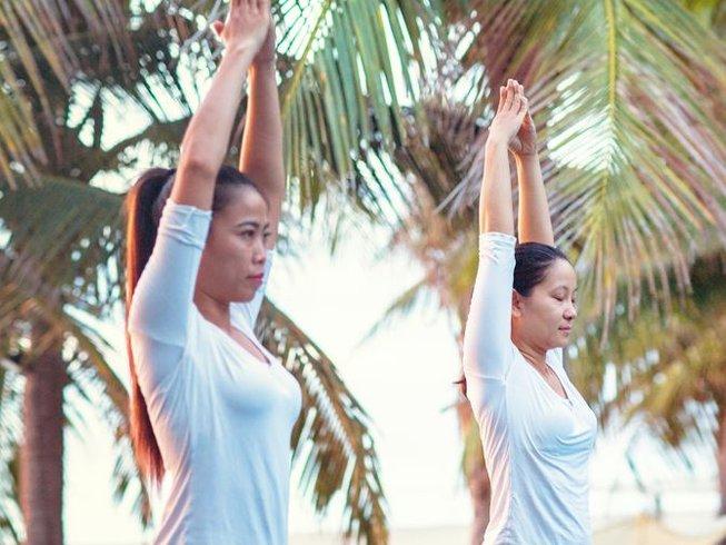 8 jours en stage de yoga sur la côte centre sud, Vietnam