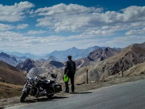 12 Day Guided Himalayan Motorcycle Tour from Spiti Valley to Pangi Valley