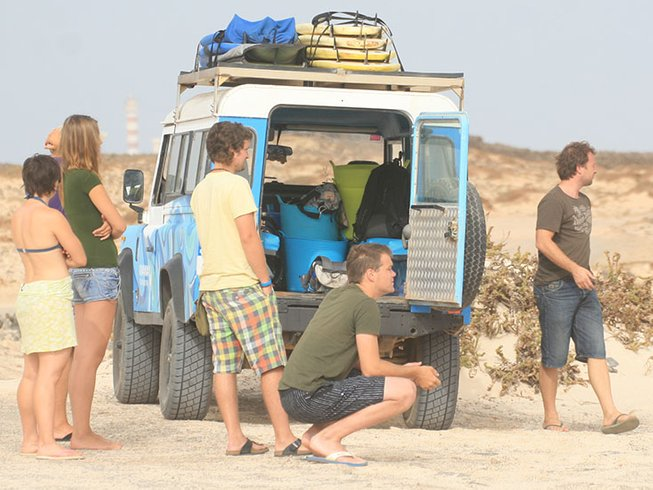 8 Days All-Levels Surf Camp in Corralejo, Spain