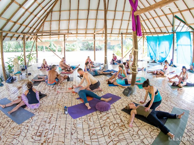 4 Days Weekend Surf and Yoga Retreat in Costa Rica