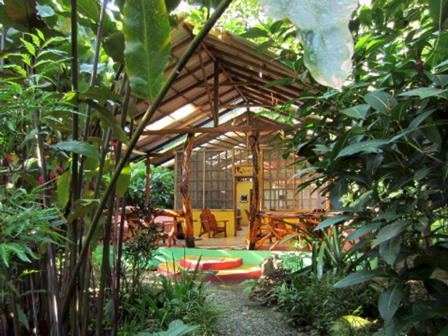 21 Days Yoga Holidays and Detox Retreat in Costa Rica