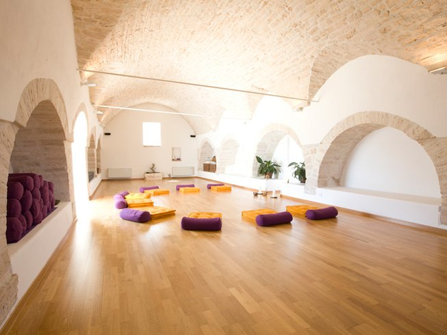 8 Days Maya Yoga Retreat Puglia, Italy