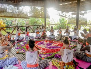 25 Day 200-Hour Hatha Vinyasa Yoga Teacher Training in Private Villa in Bali