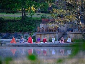 8-Daagse Yoga Week in Frandeux aan de rand van de Belgische Ardennen