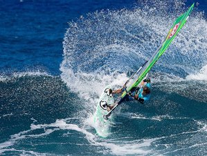 8 Days Windsurfing Surf Camp Philippines