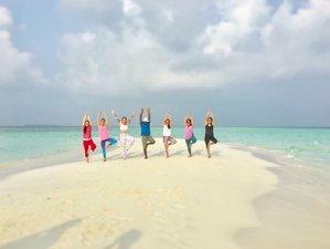 5 días para revivir y de retiro de yoga en Maalhos, Maldivas