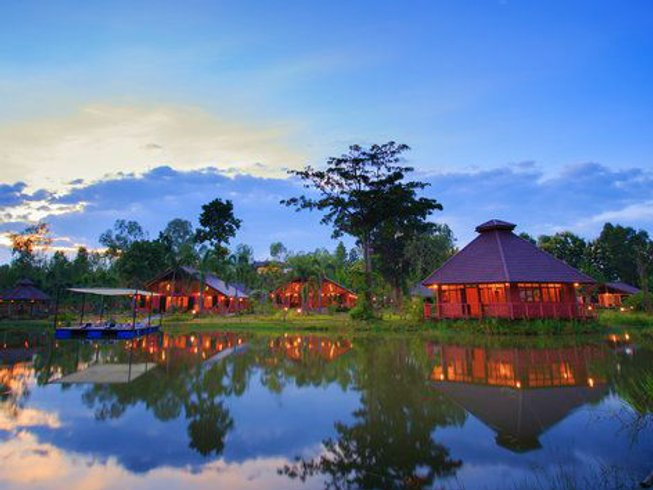 4 Days Yoga and Meditation Retreat in Chiang Rai Thailand