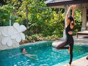 15 días retiro de yoga, meditación y alimentación saludable en Ko Samui, Tailandia