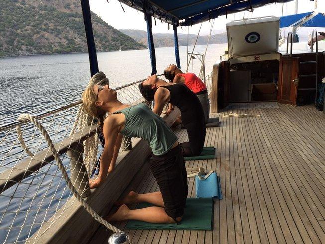 4 Tage Yoga Kreuzfahrt in der Türkei