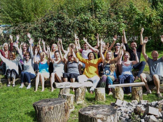 3 Days Reenergizing Weekend Yoga Retreat in the UK