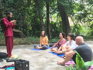 14 Day Osho Meditations and Mindfulness Retreat in Morjim, Goa