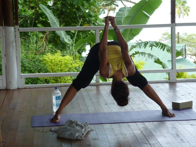7 Days Tread Lighter on the Earth: Therapeutic Hatha Yoga