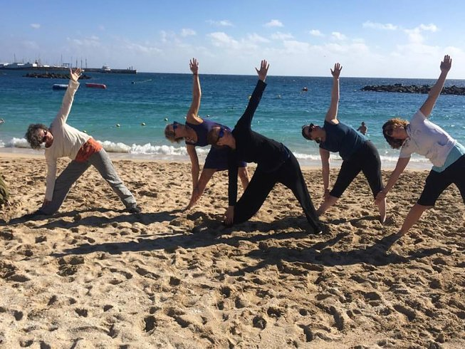 8 Days Christmas Yoga Retreat in Spain