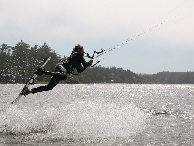 5 Days Floras Lake Windsurfing Surf Camp USA
