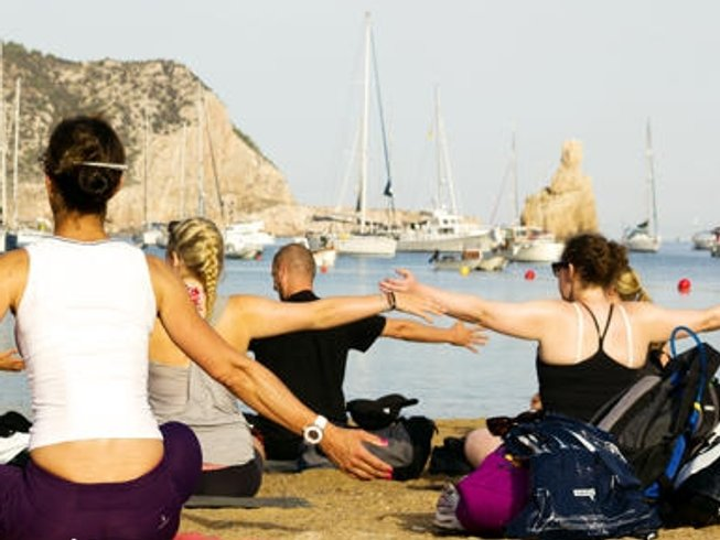 8 Days Fitness Boot Camp and Yoga Retreat in Ibiza