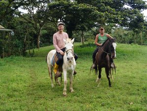 4 Days Horse Riding Holiday at a Traditional Finca in Estelí, Nicaragua