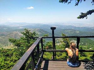 3-Daagse Verfrissende Hike en Yoga Weekend Retreat in Marathon, Attica