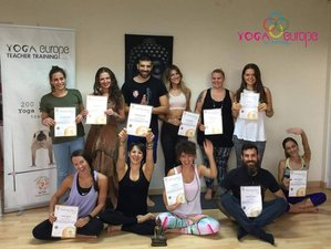 18 Days 200hrs Yoga Alliance Teacher Training in Cyprus