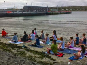 3 Days Yoga Retreat in Inis Mór, Ireland
