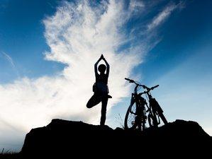 3 jours en stage de yoga, méditation et vélo de montagne à Grizedale, Royaume-Uni