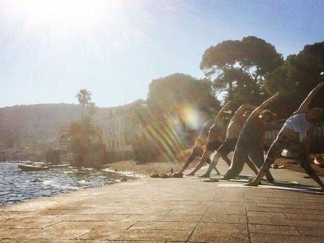 8-Daagse Zeil en Yoga Retreat in Kroatië