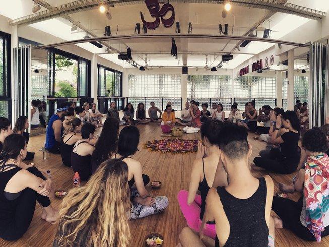7 jours en stage de yoga et méga detox à Ubud, Indonésie
