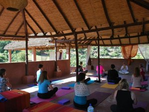 8 Days ´Body & Mind Awareness´ Yoga Holiday in the Atlas Mountains, Morocco