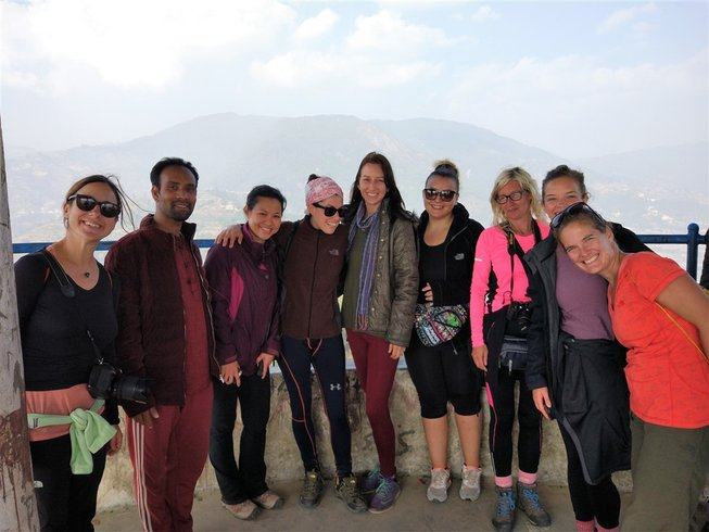 14 Days Himalayas Stress Management Yoga Retreat