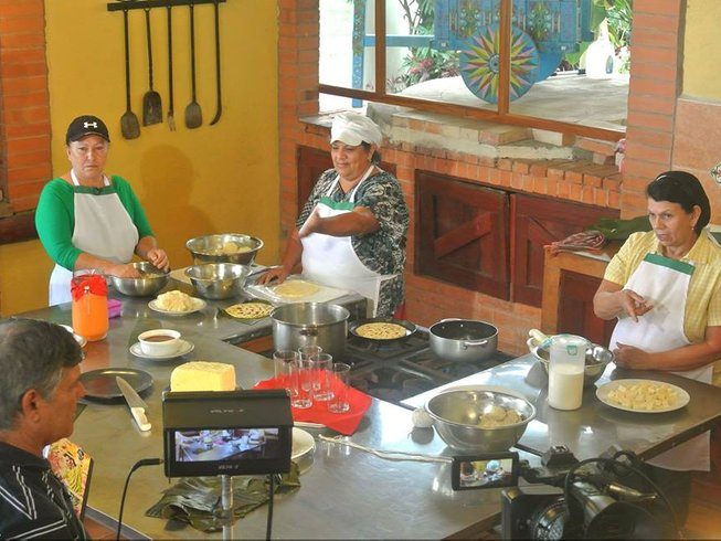 4 Days Tropical Cooking Holidays in Costa Rica