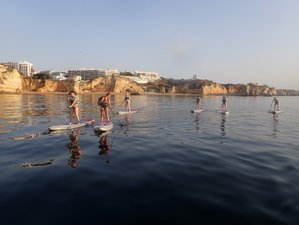 8-Daags Stand Up Paddle Flat Water Kamp voor de Vrouwen in Arrifana, Algarve