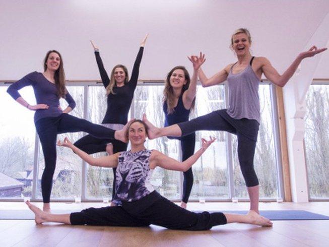 3 Tage Yoga Retreat für Anfänger in Suffolk, Großbritannien
