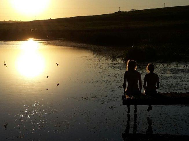 21 días profesorado de yoga en Sudáfrica