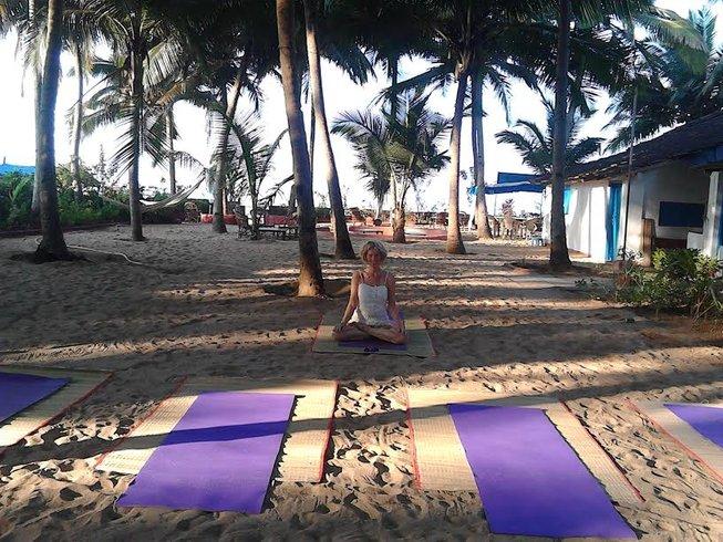 3-Daagse Helderziendheid, Reiki, Spirituele Yoga en Meditatie Retreat in Zuid-Goa, India