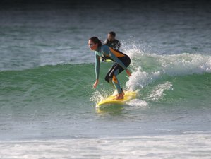 5 Day Girls Yoga and Surf Camp in Tamraght, Agadir