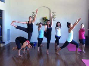 5 Tage Neujahrs Pilates, Yoga, und Meditation Retreat in Kalifornien, USA