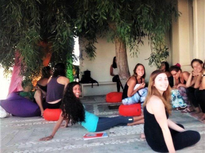 8-Daagse Chakra Vinyasa Yoga Retraite in Griekenland