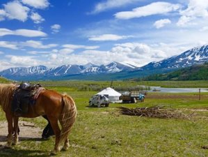 20 Day Adventure Horse Riding Holiday in Mongolia