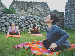11 jours en stage de yoga transformationnel à Cusco, Pérou