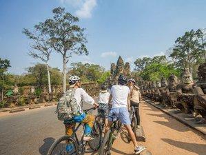 4 Day Angkor Ride, Eat & Cook, Krong Siem Reap