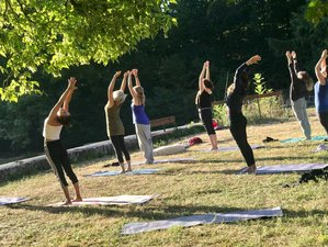 14 Day Yoga and Ayurveda Course in the Champagne-Ardenne