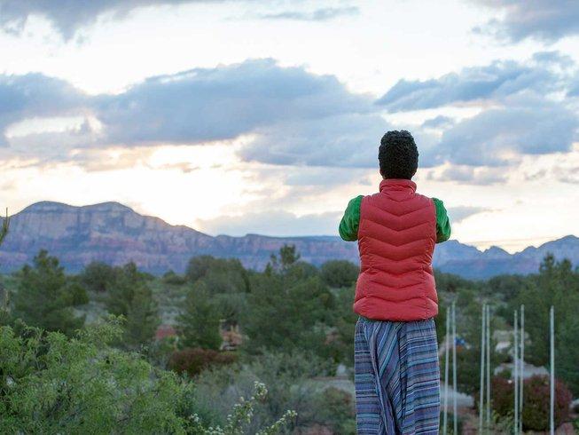 6 Days Detox Sedona Yoga Retreat